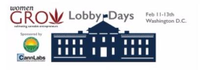 Organization encourages women interewoman grow lobby days in Washington D.C. this February