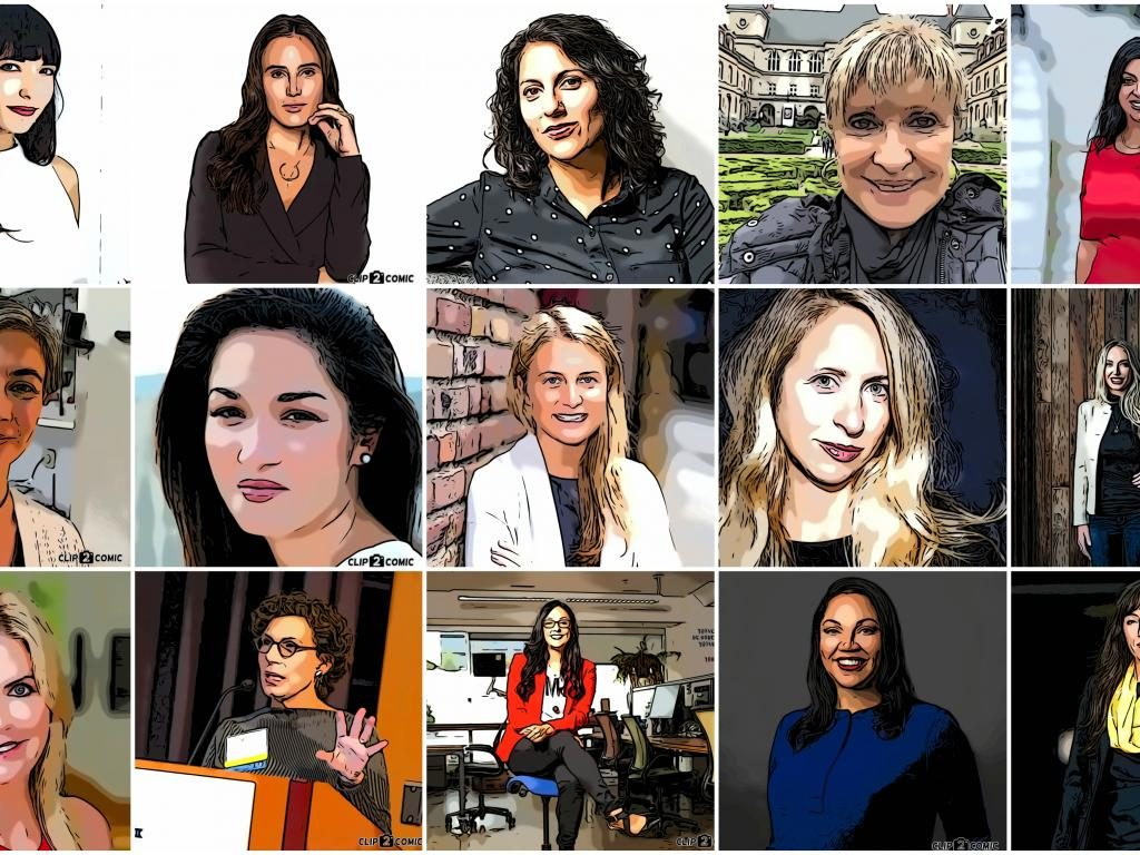 Sara GUllickson - 20 Women Set To Dominate The International Cannabis Space In 2019
